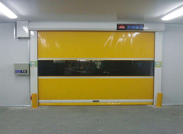 PVC Roll-up door fabric